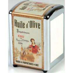 Servietdispenser - Huile d'Olive Supérieure