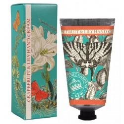 Kew Hand Cream - Grapefrugt/Lilje - 100 ml.