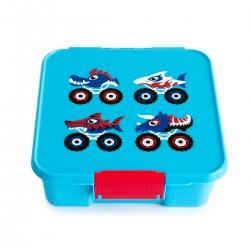 Little Lunch Box - Bento 3 - Monster Truck