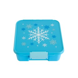 Little Lunch Box - Bento 3 - Snowflake