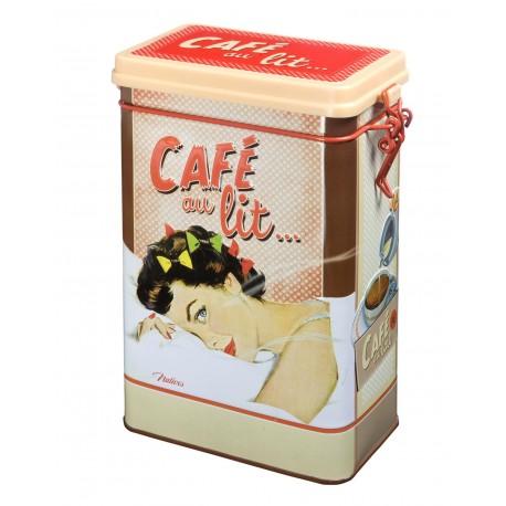 "Kaffedåse ""Café au lit"""