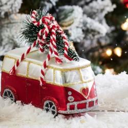 Julekugle - Folkevognsrugbrød