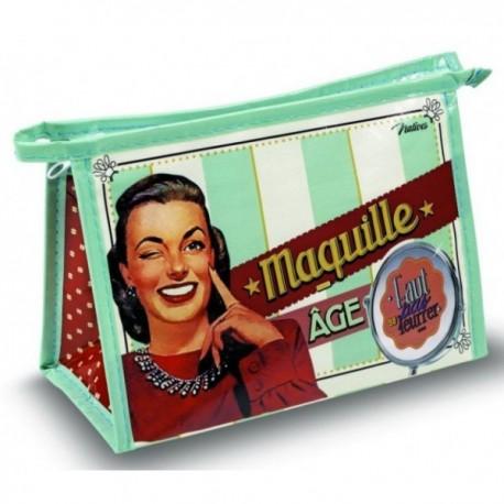 "Toilettaske ""Maquille-âge"""