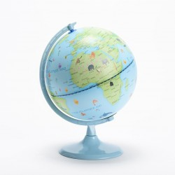 Globus til børn - Blå