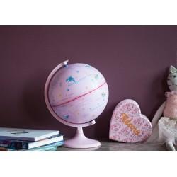 Globus til børn - Pink