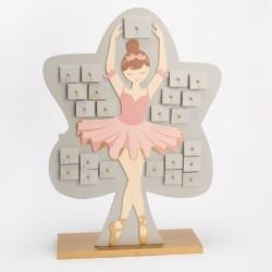 Julekalender - Balletdanser