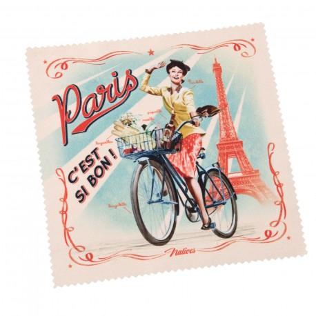 "Mikrofiberklud ""Paris Paulette"""