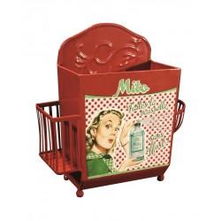 Opvaskebørsteholder - rød