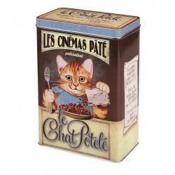 """Dåse til kattemad """"Chat Potelé"""""""