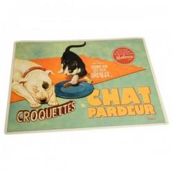 """Spisemåtte til katte """"Chat Pardeur"""""""
