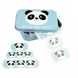 Dåse med plastre - Miko the Panda - 30 stk.