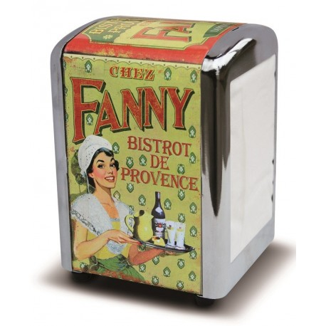 "Servietdispenser ""Fanny"""