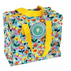 Lille opbevaringspose/taske - Butterfly Garden