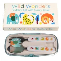 Bestiksæt - Wild Wonders
