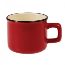 Espressokop - Rød