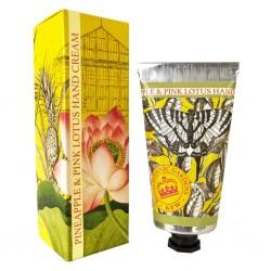 Kew håndcreme - Ananas/Pink lotus - 100 ml.
