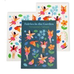 Tatoveringer - Fairies in the Garden (2 ark)