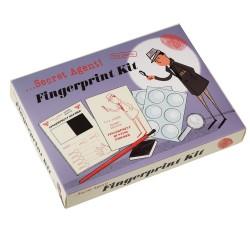 Secret Agent fingeraftryks-kit