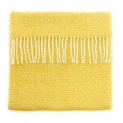 Tweedmill babytæppe - Beehive Yellow - 68x73 cm