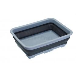 Sammenklappelig opvaskebalje - 9 liter