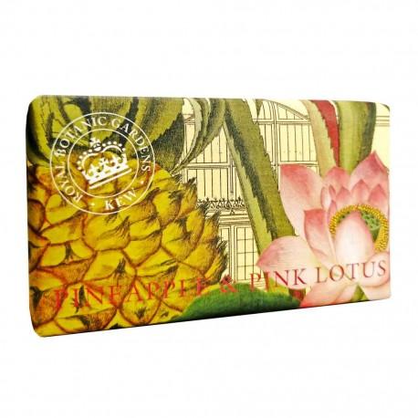 Kew sæbe - Ananas/Pink Lotus - 240 g.