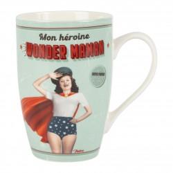 Krus - Wonder Maman