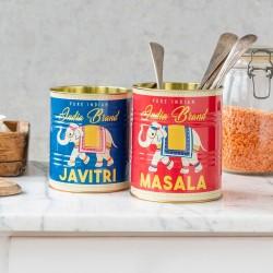 Opbevaringsdåser - Masala and Javitri - 2 stk.
