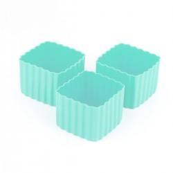 Bento Cups - Kvadrater - Mint