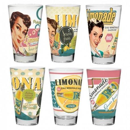"Glas ""Limonade"""