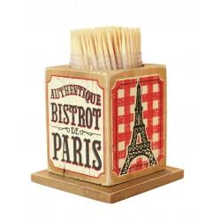 """Tandstikholder """"Bistrot de Paris"""""""