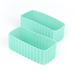Bento Cups - Rektangulære - Mint