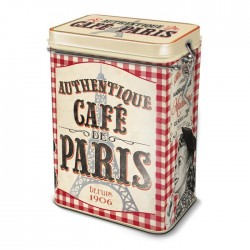 "Kaffedåse ""Café de Paris"""