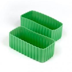 Bento Cups - Rektangulære - Green