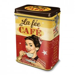 """Kaffedåse """"La fée du café"""""""