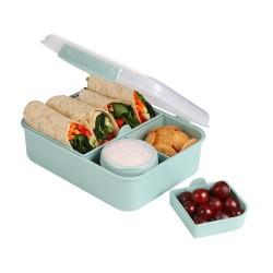 Bento Lunch 1,65 l - Mint - Sistema Renew
