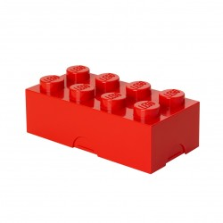 LEGO® Madkasse - Rød