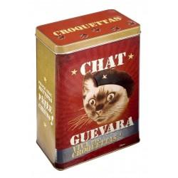 """Dåse til kattemad """"Chat Guevara"""""""