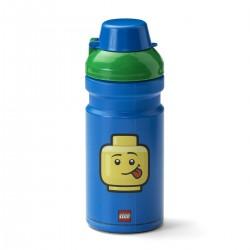 LEGO® Drikkedunk 390 ml - Iconic Blå/Grøn