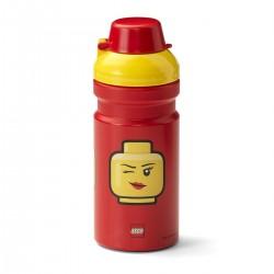 LEGO® Drikkedunk 390 ml - Iconic Rød/Gul