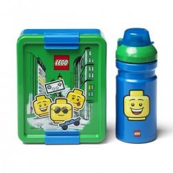 LEGO® Madpakkesæt - Iconic Blå/Grøn