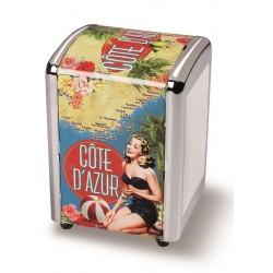 """Servietdispenser """"Côte d'azur"""""""