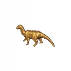Møbelgreb - Dinosaur (guld)