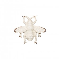 Møbelgreb - Bi (antik hvid)