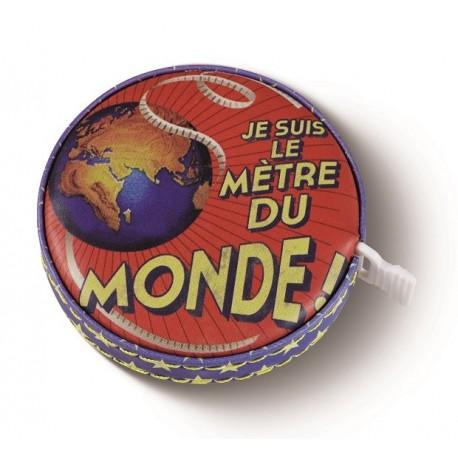 "Målebånd ""Mètre du monde"""